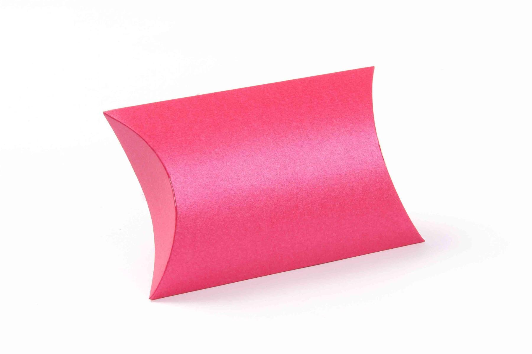 Pillow Favor Box No 9 - Pink-8637