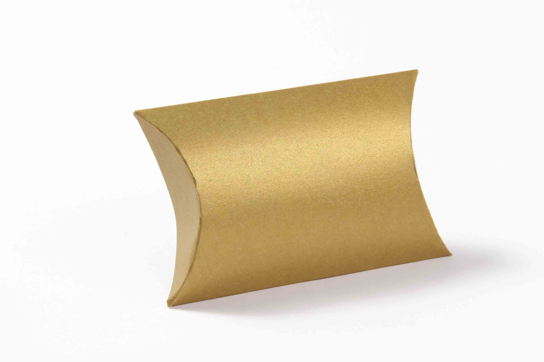 Pillow Favor Box No 9 - Golden-8683
