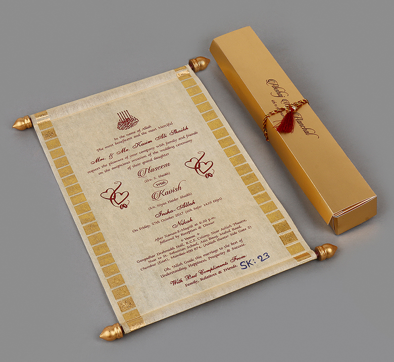 Scroll-Invitation-Cards